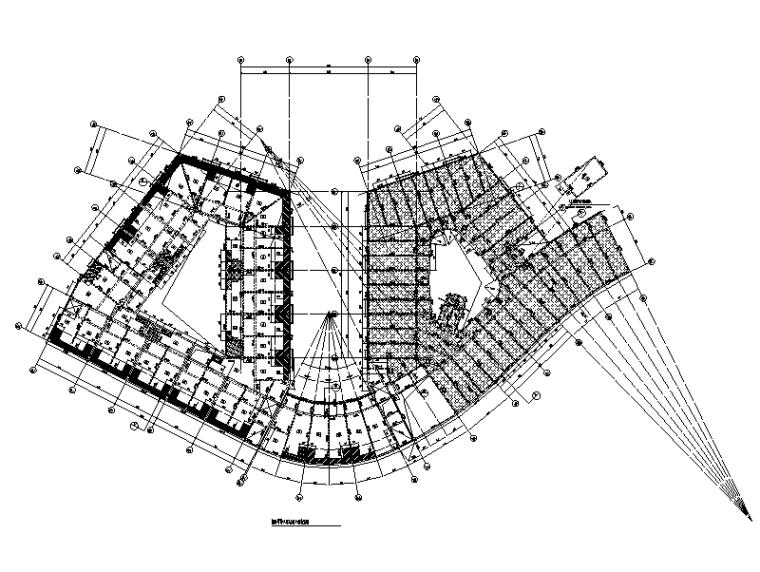 [佛山]富丰广场教学楼幼儿园等全套施工图(建筑结构水暖电,2014)