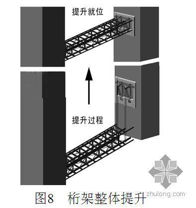 超高超重大跨度空中连廊整体提升施工技术