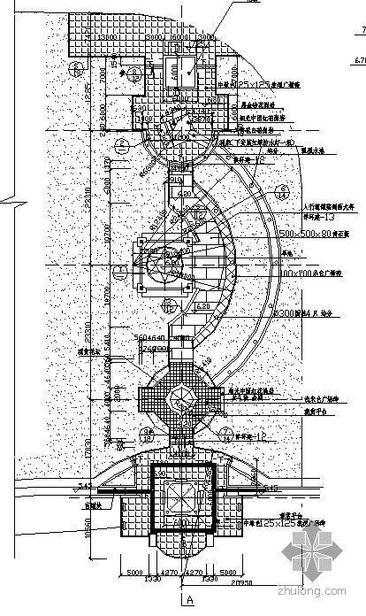 市政广场全套施工图