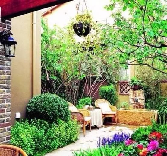 乡村庭院这么美,你有什么理由不喜欢!_7