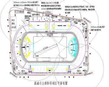 体育场项目大型深基坑及基础工程施工方案(创优工程)