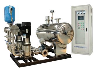 陕西小区供水改造选用哪种二次供水设备?