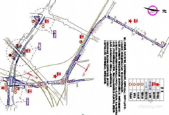 [四川]BRT通道8条匝道高架桥市政道路工程总承包施工组织设计671页(附图精美)