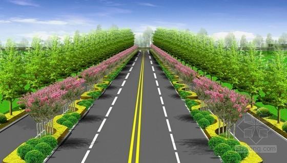 [哈尔滨]道路景观绿化工程施工投标文件(技术标)