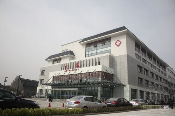 [湖南]甲级医院门急诊楼住院楼项目消防设计专篇