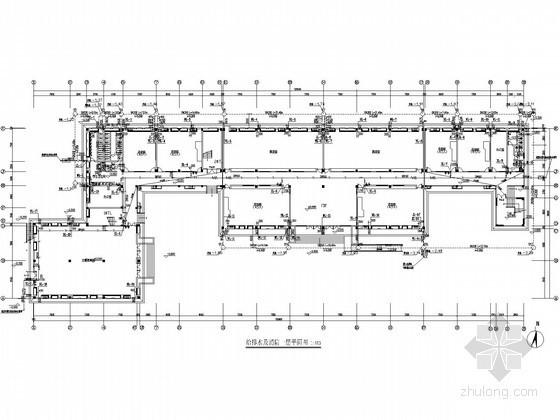 [湖南]某综合示范基地给排水及消防施工图