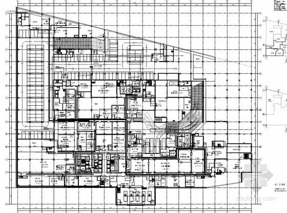 [哈尔滨]五星级酒店暖通空调设计施工图(动力系统 燃气系统 系统图超丰富)