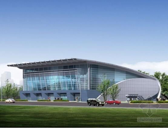 [湖南]职业技术学院篮球训练馆建设项目施工招标文件(总投资450万元 236页)