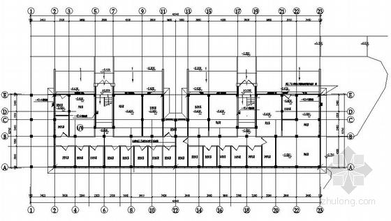 浙江某住宅小区全套电气施工图