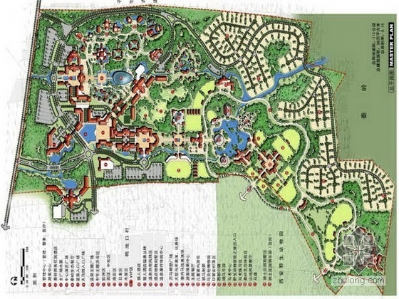 [西安]生态旅游区东区景观项目规划方案