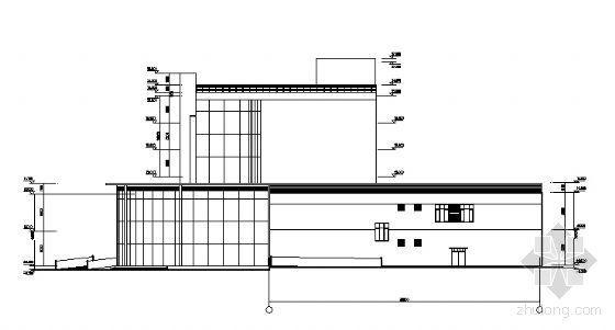 某公司六层办公楼建筑施工图-2