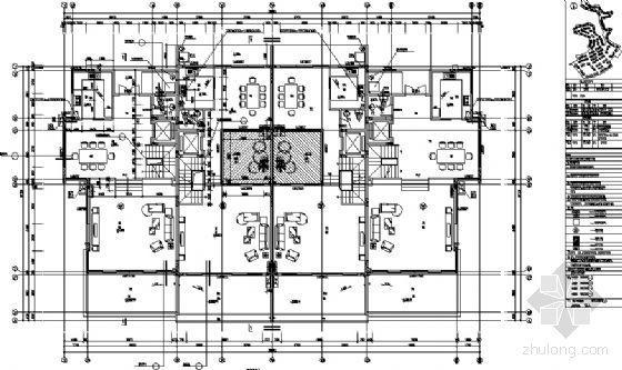 丹堤C区21、22号楼建筑施工图-3