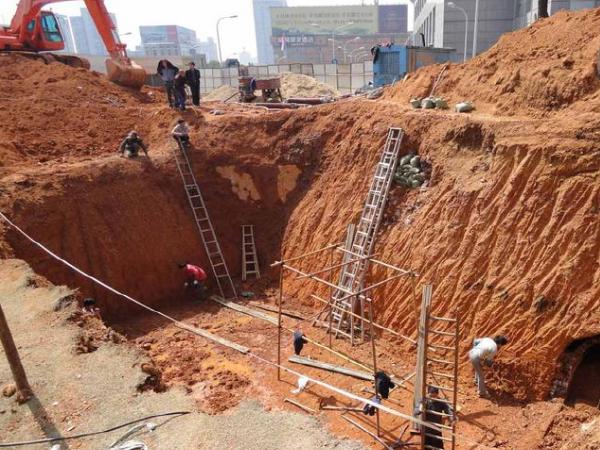 市政基地改扩建工程深基坑工程安全专项施工方案(97页)