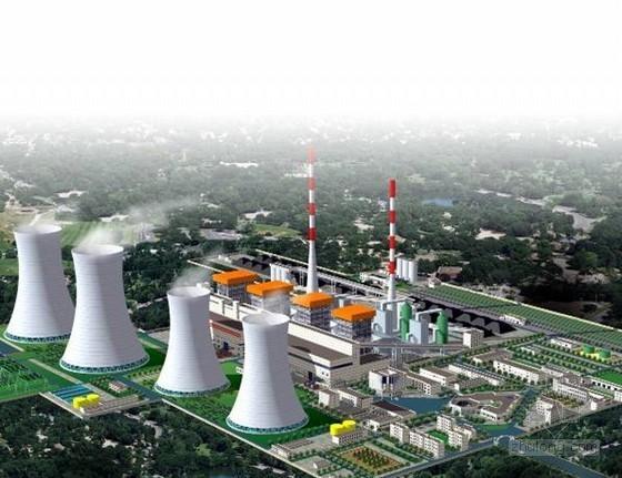 [河南]发电厂工程施工组织设计(2×660MW超超临界机组)