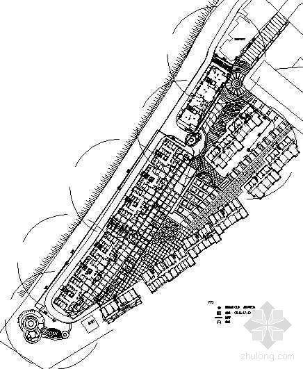 [江苏]某住宅区绿地景观给水设计图