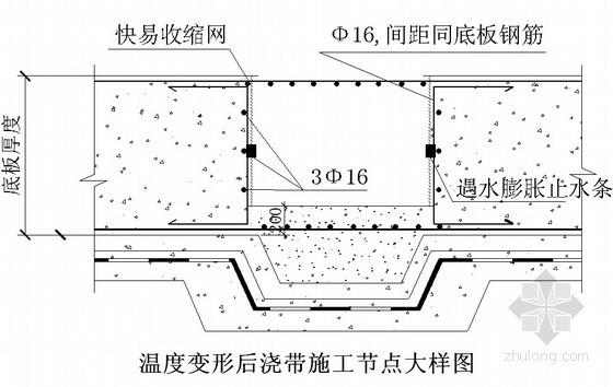 [甘肃]五星级酒店工程混凝土工程施工方案(飞天金奖)