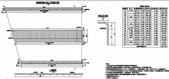 时速350km/h铁路轨道结构设计图277张(CRTSⅢ型轨道 无砟轨道 预埋件)