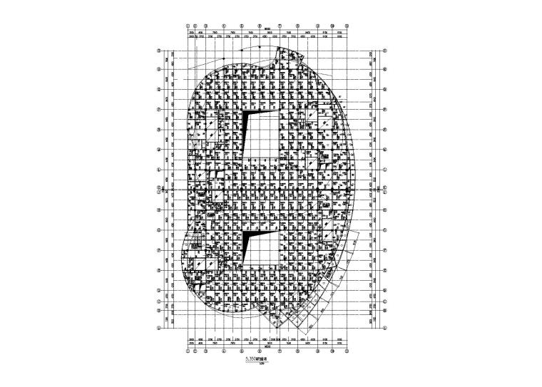 imax电影院施工图资料下载-[河南]购物广场(商店+电影院+商业)全套图纸