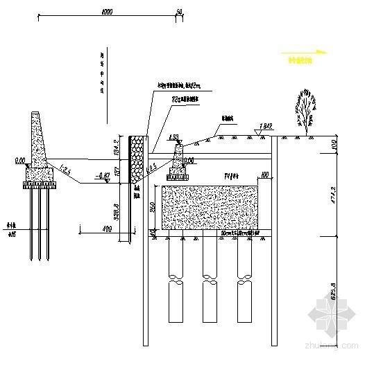 [浙江]下穿机场道路深基坑开挖支护施工方案(钢板桩)