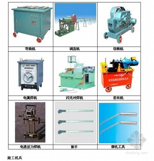 建筑工程施工标准化做法(钢筋工程)