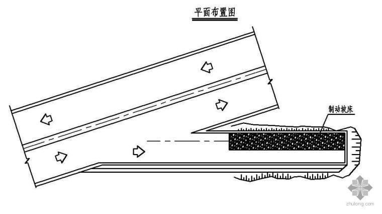 高速公路紧急避险车道设计图
