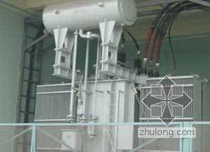 河北某钢铁厂精炼炉工程施工组织设计(图表丰富)