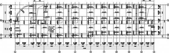 三层商场空心板节点构造详图