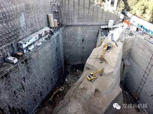 深基坑工程事故类型总览_3