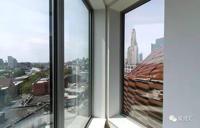 在纽约,有一幢比特朗普大厦还牛逼的公寓楼,90%工厂制造……_35