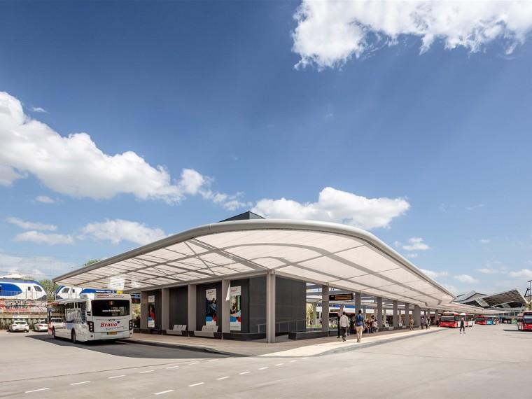 荷兰Tilburg汽车站