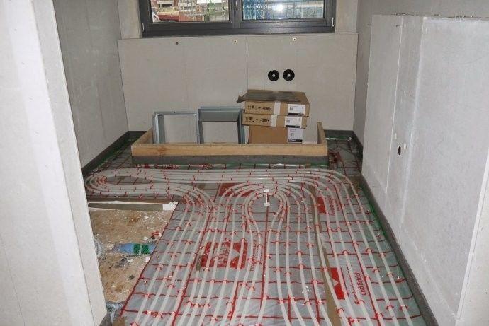 为什么国外那么多被动式舒适住宅都爱采用地板采暖技术?