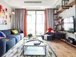 室内设计色彩搭配,客厅配色干货十二套!