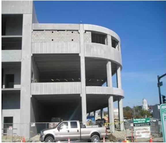 美国预制混凝土在立体停车场的运用案例(附图纸)_30