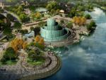 浙江龙游中国青瓷小镇规划设计方案