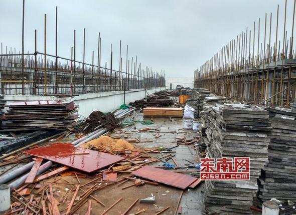 莆田华林经济开发区一工程工人工资未结算,无法回家过年_2