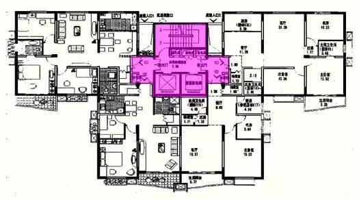 超详细的多层到高层住宅设计标准,骨灰级资料!_12