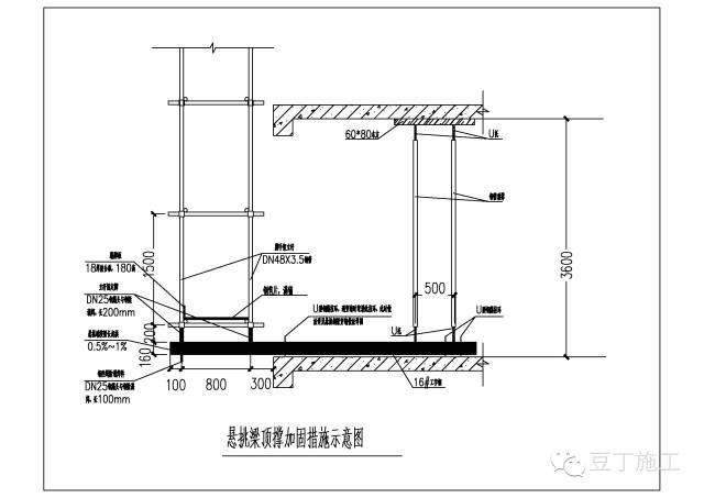 一次搞懂型钢悬挑脚手架施工工艺(含验收)_33