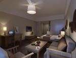 舒适公寓居室3D模型下载