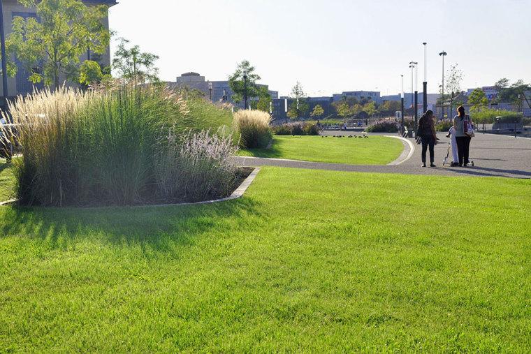 德国埃森大学公园景观设计_18