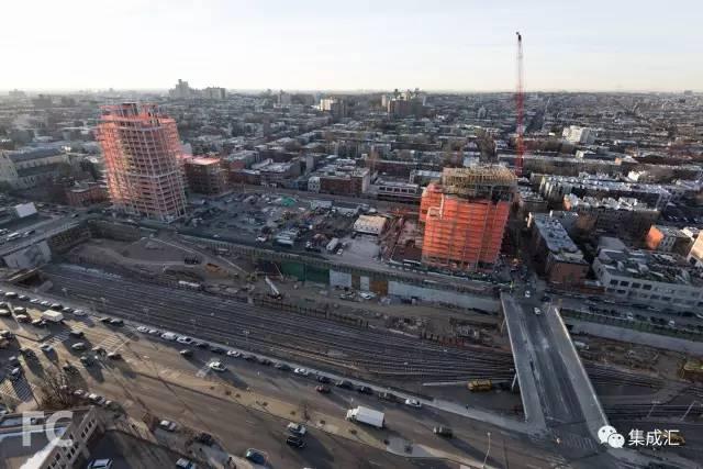 在纽约,有一幢比特朗普大厦还牛逼的公寓楼,90%工厂制造……_6