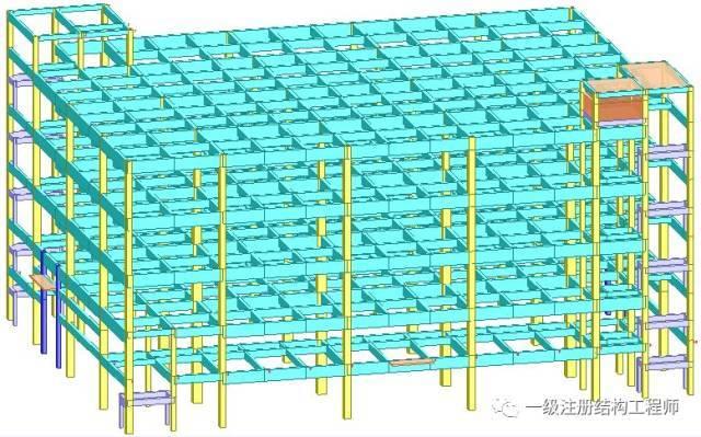 框架结构设计要点分析