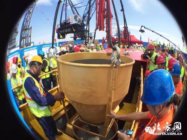 垂直超过600米超高泵送施工原来是这样做的!