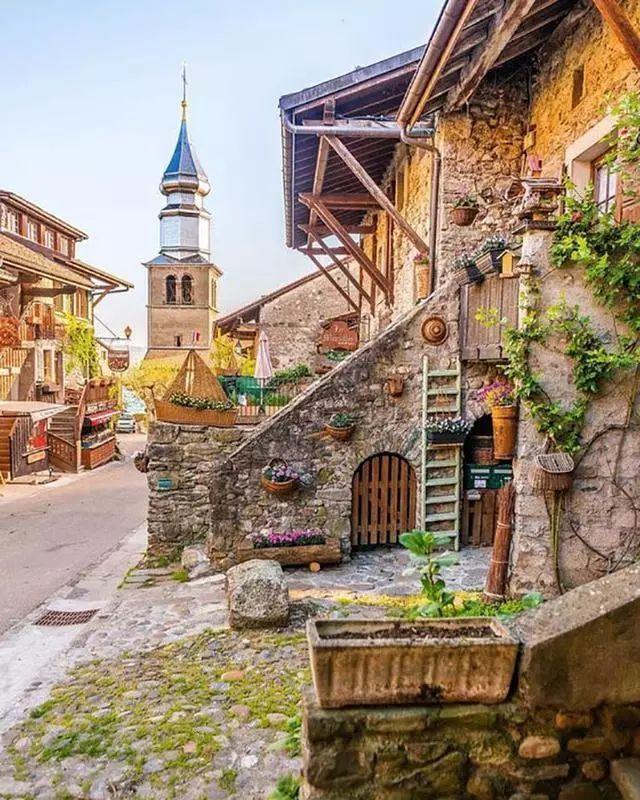 世界上最美的7个鲜花小镇子,这辈子一定要去一次!_29