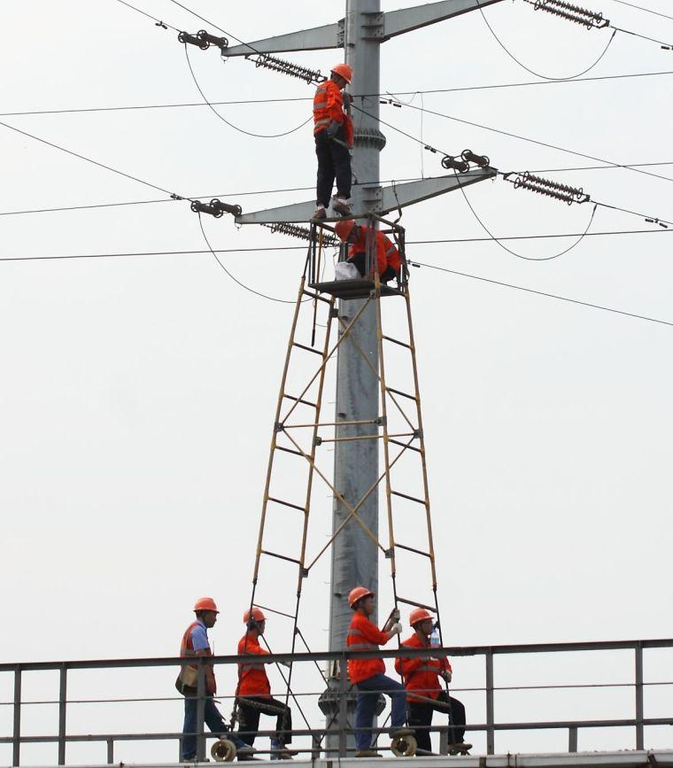 某电增容工程施工组织设计方案