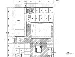 【北京】古典民居建筑方案图(平房)