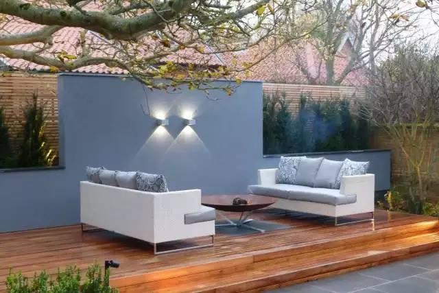 赶紧收藏!21个最美现代风格庭院设计案例_179