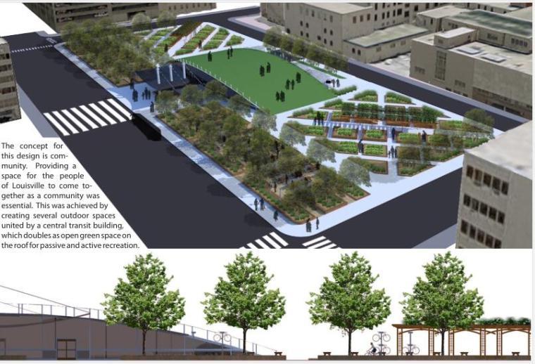 Calitri_Portfolio建筑景观规划作品集设计-3