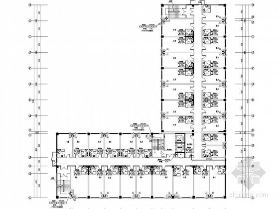 [江苏]高层宾馆酒店通风系统设计施工图