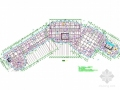 [浙江]10米深基坑单排桩加两道钢筋混凝土支撑支护施工图