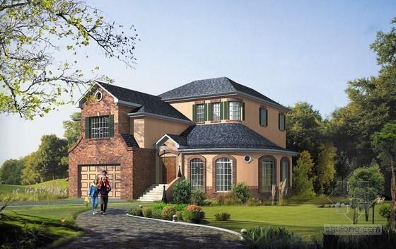 想回老家盖房子?新农村自建房及高档别墅图纸你值得拥有!_9